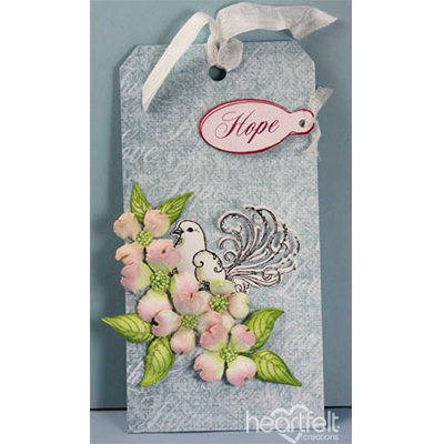 Beautiful Dogwood Tag