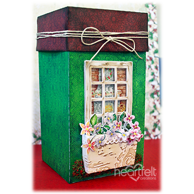 Festive Holly Box
