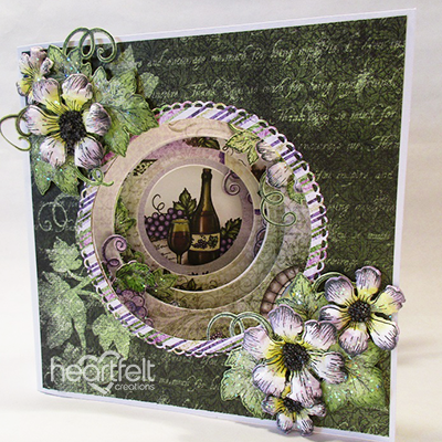 Italiana Layered Card