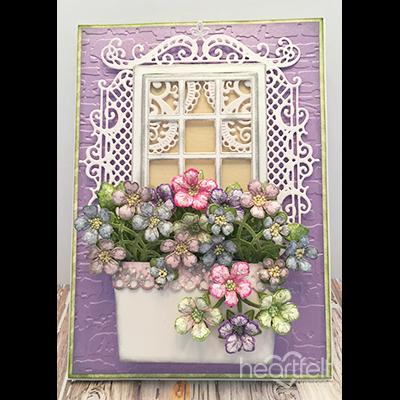 Window Box Blooms