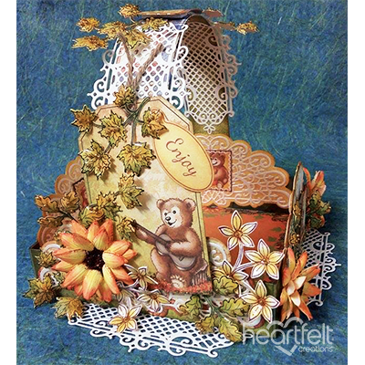 Fall Beary Basket