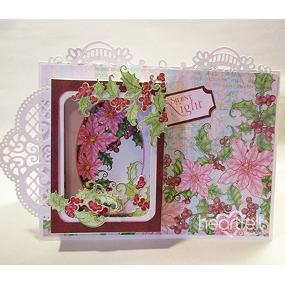 Ornate Borders Shadow Box