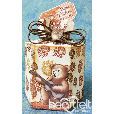 Beary Fun Candy Box