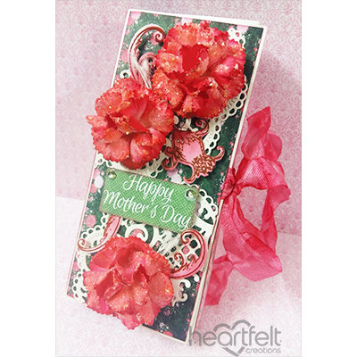Carnations and Chocolate for Mom