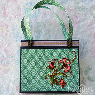 Fanciful Purse and Cards