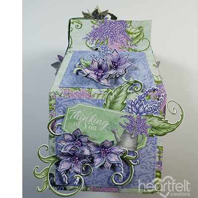 Boxed Lilacs
