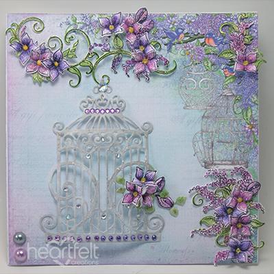 Lavender Lilac Sprays