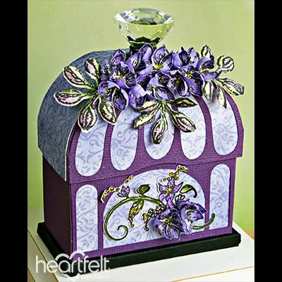 Opaline Fragrance Box