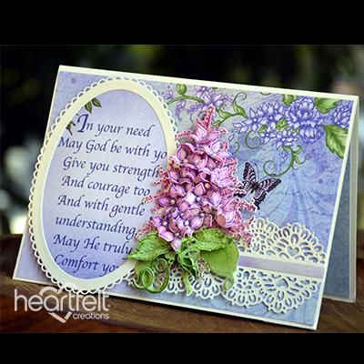 Serene Lilac Spray