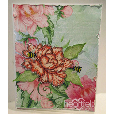 Bee-utiful Blossom