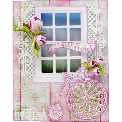 Peony Window