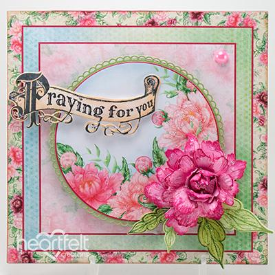 Prayerful Peony