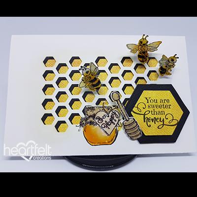 Sweet as Honey Bees