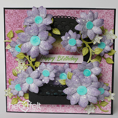 A Shadow Box Birthday