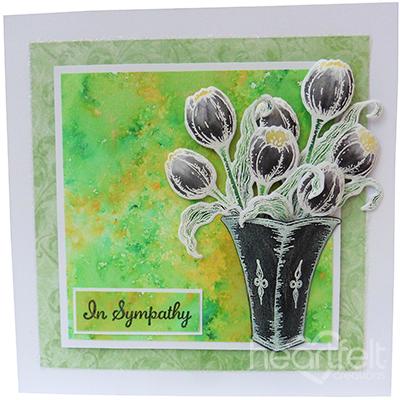 Sympathy Tulips
