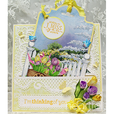 Thinking of You Pocket Card