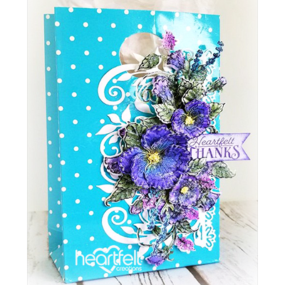 Gifting Pansies
