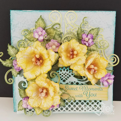 Petunia Pocket Card