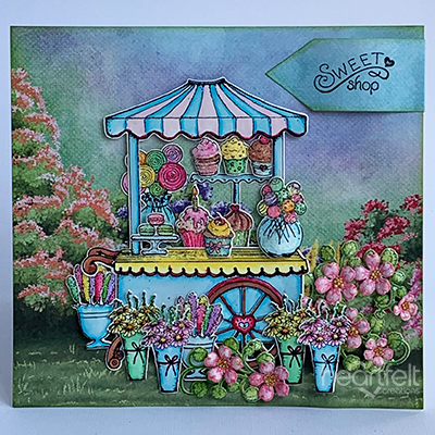 Backyard Sweet Shoppe