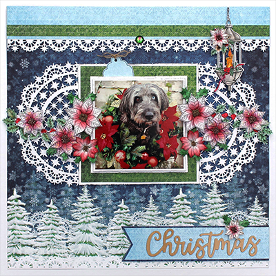 Christmas Canine