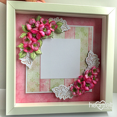 Framed Blossoms