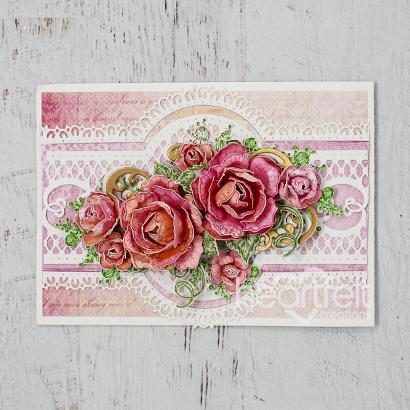 Petite Pocket Roses