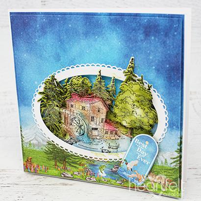 Watermill Oval