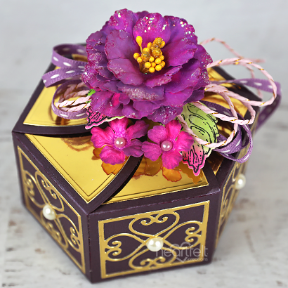 Rose Petal Treasure