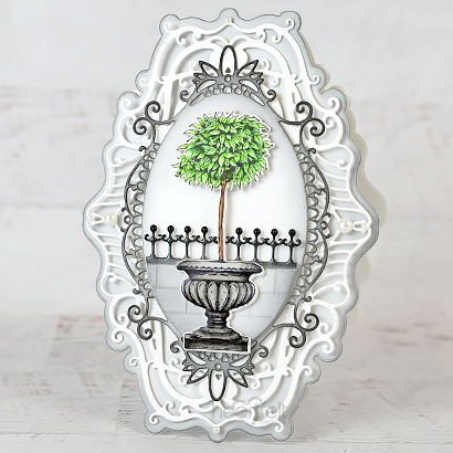 Framed Topiary