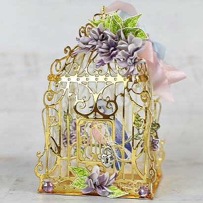 Songbird in a Gilded Cage
