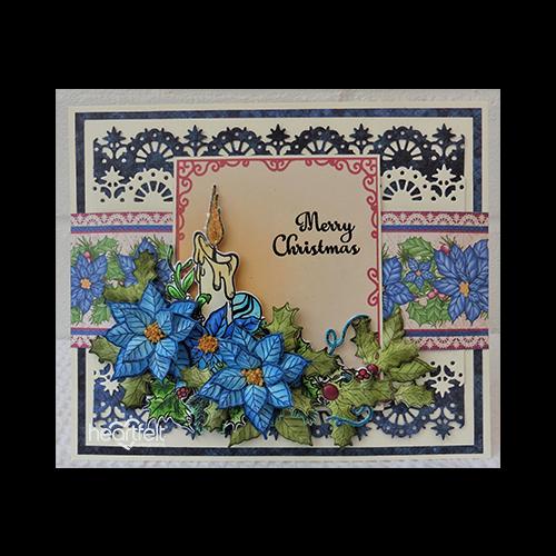 A Candlelit Blue Christmas