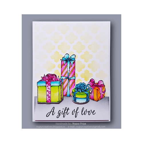 A Gift Of Love Presents