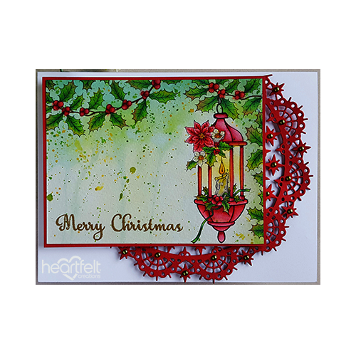 A Watercolor Christmas
