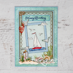 A Birthday Sail-Away