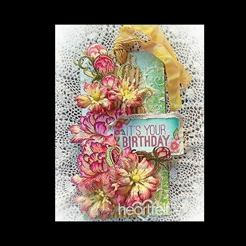 Abundant Birthday Blooms