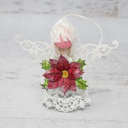 Angelic Poinsettia