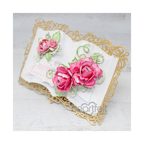 Anniversary Roses Booklet