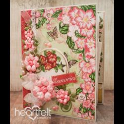 Arianna Blooms Flip Fold Memories Album