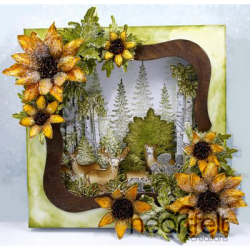 Aspen Highland Shadowbox