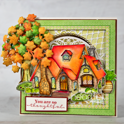 Autumn Hues Cottage