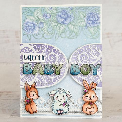 Baby Boy Gateway