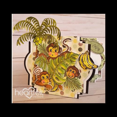 Bananas Monkey Trio