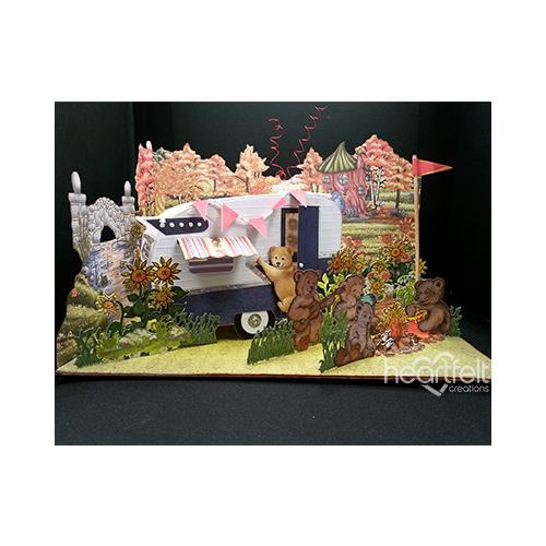 Beary Fun Diorama
