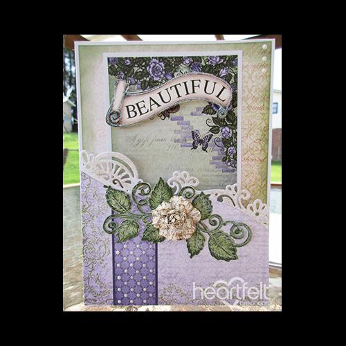 Beautiful Banner Card