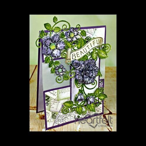 Beautiful Lavender Blushing Roses