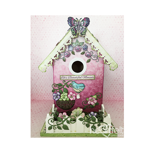 Beautiful Moments Birdhouse
