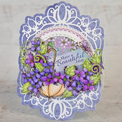 Beautiful Day Lilacs