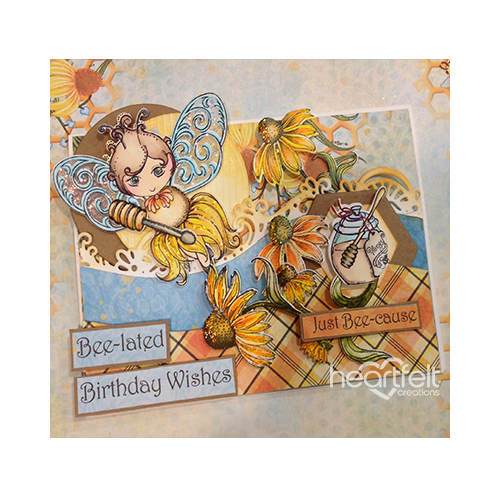 Bee-lated Birthday Wishes