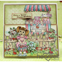 Birthday Strawberry Stand