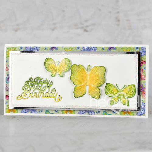 Birthday Flutters